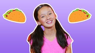 Twelve Tasty Tacos and More | BACK TO SCHOOL FOOD RHYMES | Baby Songs from Mother Goose Club!