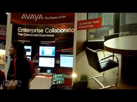 InfoComm 2013: Avaya Explains its SME Solutions