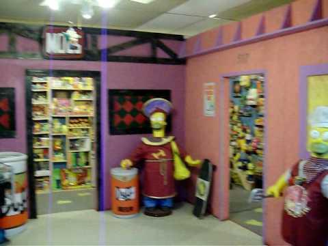 Simpsons Museum 2009