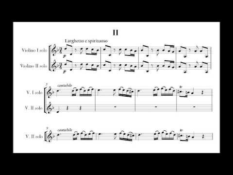 Вивальди Антонио - Concerto In A Major Opus 3 No 8