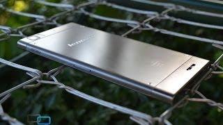 Обзор Lenovo K900: атомный андроид из нержавеющей стали