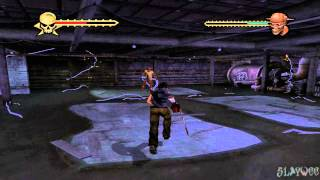 PC Evil Dead Regeneration Ash vs Sparky Level 1 Boss [HD 720p]
