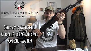 Ostermayer Jagd Waffenfett und alles über die Schmierung von Waffen - Let's Shoot #151