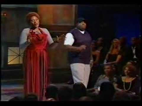 Def Poetry - Dasha Kelly and Dan Vaughn Video