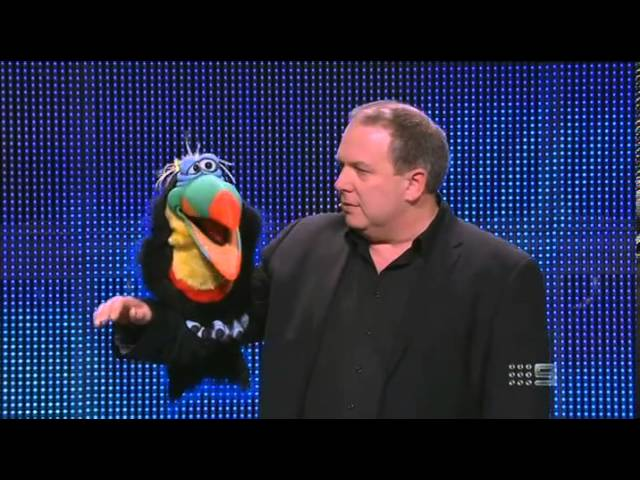 Darren Carr - Ventriloquist - Australia's Got Talent 2013 - Audition [FULL]
