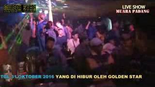 NONSTOP 1 JAM FULL DJ, GOLDEN STAR BERSAMA DJ FERDINAND. LIVE MUARA PADANG