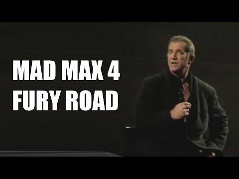 Mel Gibson Mad Max Mel Gibson Talks Mad Max 4