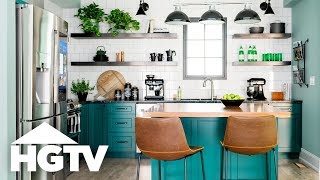 HGTV Urban Oasis 2018 - Interior Tour