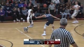 WA Boys Basketball vs Lake Park