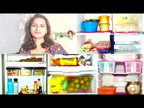 Fridge Organization || How To Organize Fridge for more Space