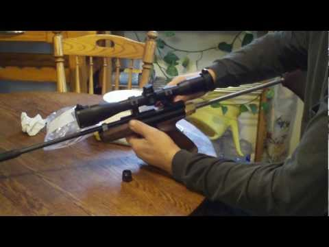 Install and Test: Crosman 2240 Modded Power Valve