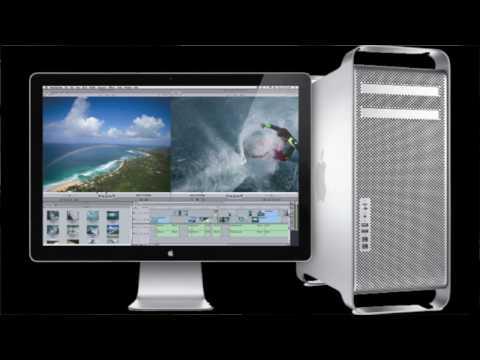 Mac Pro vs iMac 21.5 and Macbook Pro