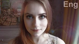 ASMR in English. GOOD MORNING MY LOVE. Role Play . RUSSIAN ACCENT