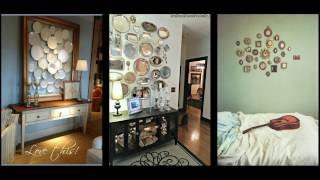 Creative Room Decorating Ideas - DIY Wall Decor