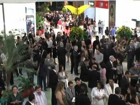Controle de Acesso da Inauguração do Salvador Shopping - Salvador - Bahia