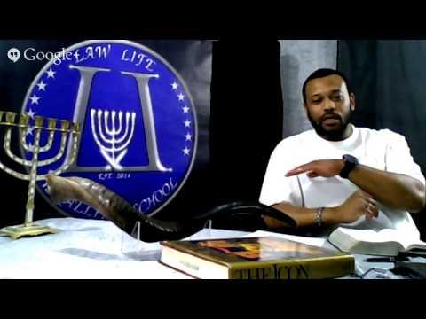 """THEY KNOW"" SABBATH LESSONS @ LAW LIFE ISRAELITE SCHOOL"