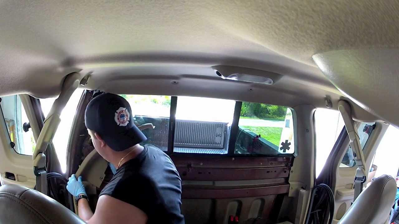 F 150 Rear Window Leak Fix Part 3 Youtube