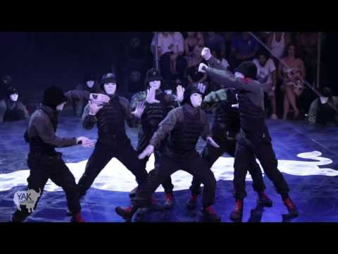 Jabbawockeez & Super Crew At Red Bull Bc One 2012 Finals Rio, Brazil | Yak Films video