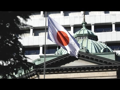 Bank of Japan Leaves Key Rates Unchanged and in Negative Territory