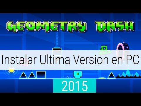 Descargar e Instalar Geometry Dash para PC   Ultima Versión 2015