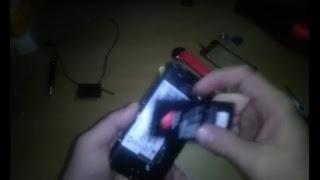 SRW Kriss live phone touch screen repair