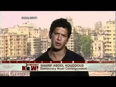 Egypt Votes: Sharif Abdel Kouddous Reports From Cairo on Historic Post-Mubarak Election