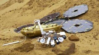 Phát hiện tàu vũ trụ mất tích 11 năm trên sao Hỏa
