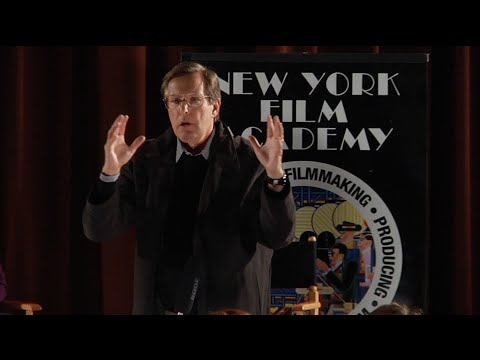 Discussion with Filmmaker William Friedkin at New York Film Academy