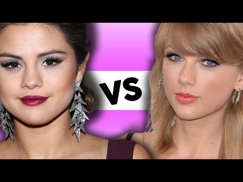 Taylor Swift VS Selena Gomez – Best Style of 2014