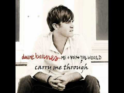 dave barnes carry me through