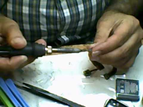 training mobile phone nokia N73 repairing part-9 urdu