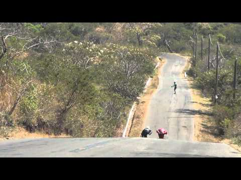 100km/h+ speedboarding @ la chicharra guatemala