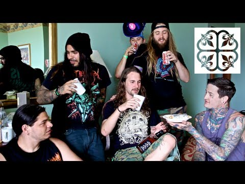 SUICIDE SILENCE x MONTREALITY /// Full Band Interview (Unreleased)