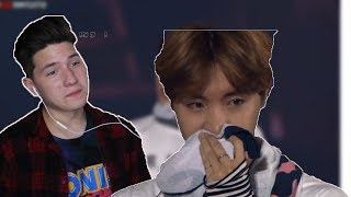 JIMIN's Sincere Words Make BTS Shed Tears REACTION | IM NOT CRYING YOU ARE