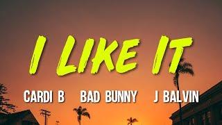 Cardi B I Like It Ft Bad Bunny J Balvin Audio