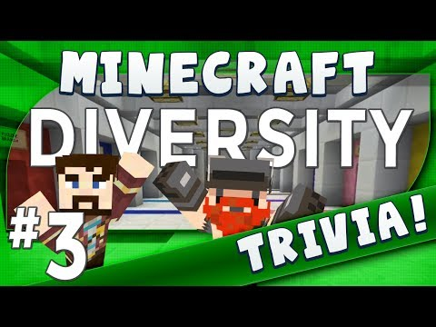 Minecraft Diversity #3 Five Steps (trivia) video