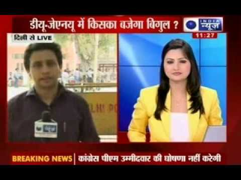 India News: Voting for Delhi university Students union over, results predict ABVP victory