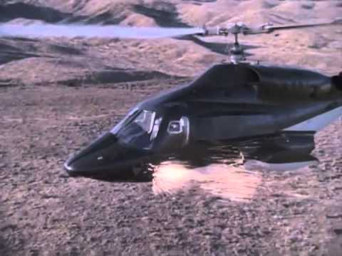 Airwolf Full Extended Theme Remake cover video