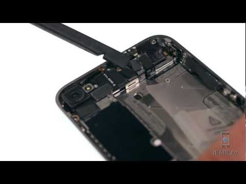 Cellular Signal Antenna Repair - iPhone 4 How to Tutorial