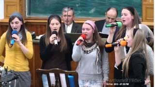 Un Cor Ingeresc Cantare