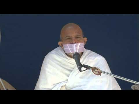 भाग्य और पुरुषार्थ  Amritvani Terapanth Acharya Mahashraman Pravachanmala 26 12 13 video