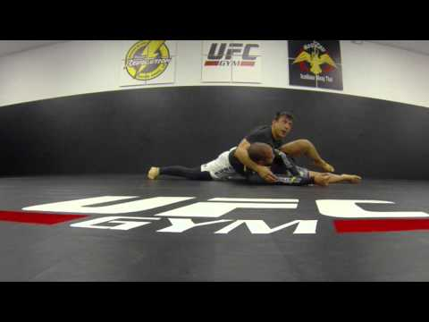 Josh Mancuso NoGi Leg Drag pass vs Half Guard Image 1