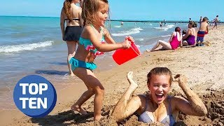 25 Funniest Girl Fails!  | Daily Dose of Reddit | Top Ten Daily |  Ultimate Girl Fails of June 2018