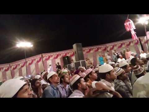 SUNTE HAI KE MAHSHAR ME, HABIBULLAH FAIZI, Qadri Masjid Jalsa, SHAHENSHAH E KOUNAIN CONFERENCE