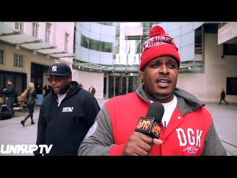 The Lox Live in London 2014 | Raw Fusion | Link Up TV