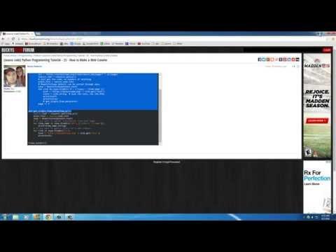 jsoup – Basic web crawler example