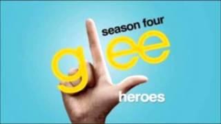 Watch Glee Cast Heroes video