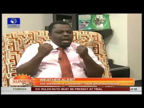No Agency In Nigeria Can Handle Weather Threats -- Environmentalist Pt.3