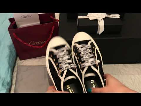 NEW YORK CITY LUXURY SHOPPING HAUL - CHANEL - CARTIER - DIOR