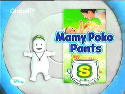 Iklan Popok Bayi Mamy Poko Pants video